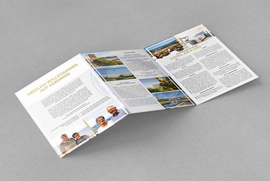 Goldentour Reisekatalog- Entspanntes Reisen im Alter