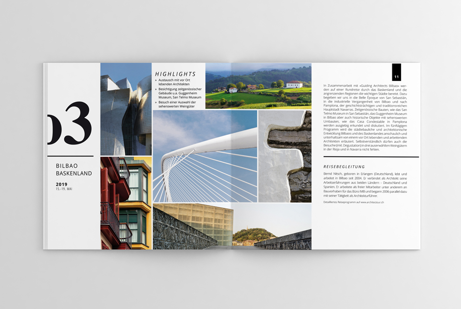 Architectour Katalog
