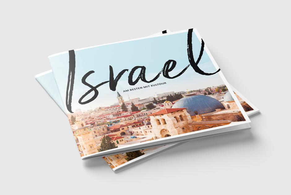 Israel Individuell Katalog